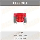 Предохранитель флажковый mini  Masuma FS048