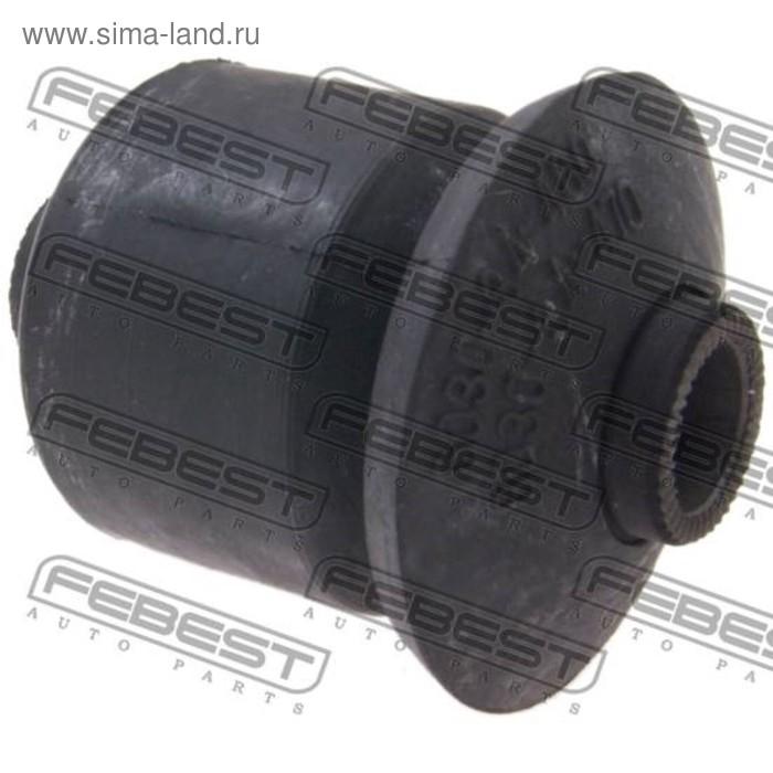 Сайлентблок передний переднего рычага febest mzab-075