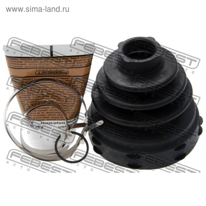 Пыльник шрус внутренний комплект 93.5x95.6x28.4 febest 2515-box3t