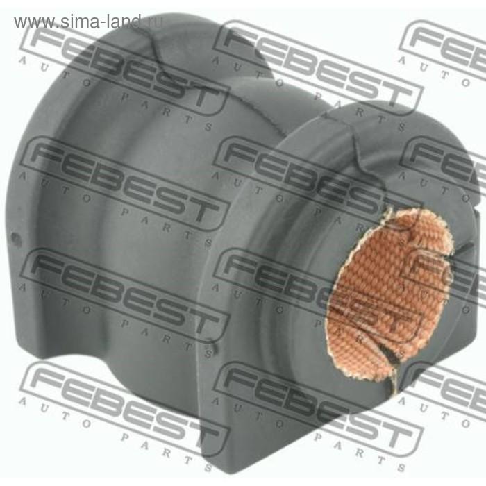 Втулка переднего стабилизатора d25.5 febest crsb-avf