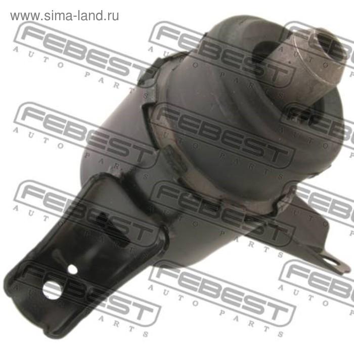 Подушка двигателя правая (гидравлическая) febest mzm-011