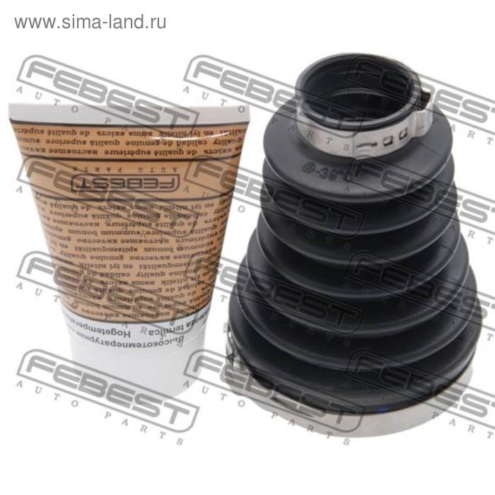 Пыльник шрус внутренний комплект 78.9x110x33.5 febest 2915p-rriiir