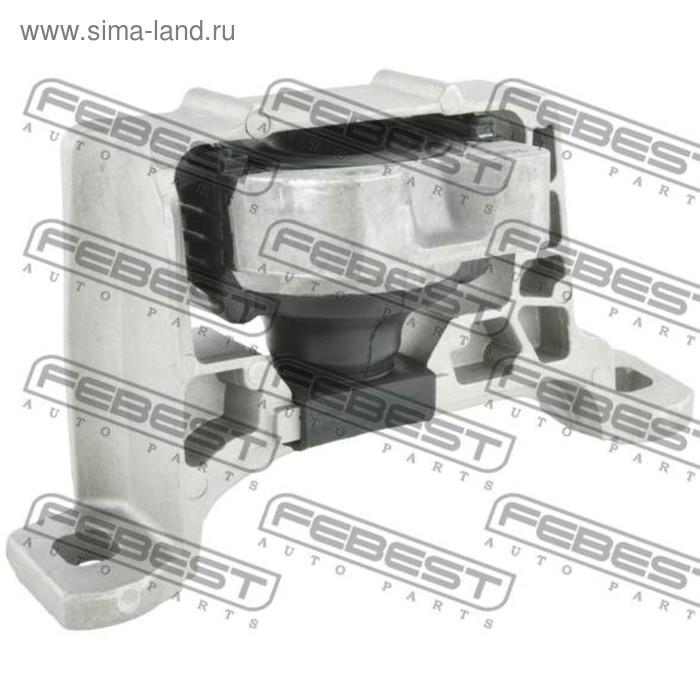 Подушка двигателя правая (гидравлическая) febest mzm-cwrh