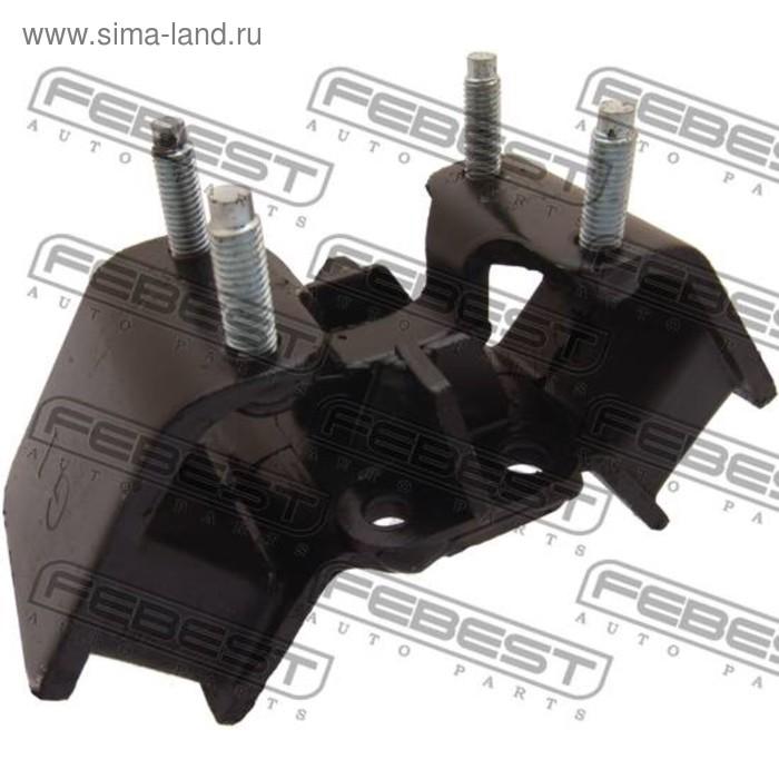 Подушка двигателя задняя febest tm-01
