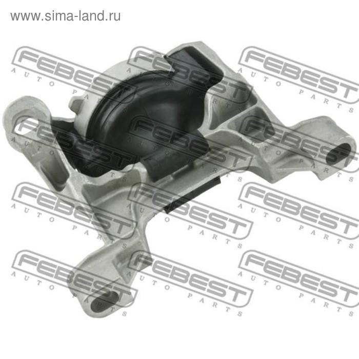 Подушка двигателя правая (гидравлическая) febest mzm-kerh