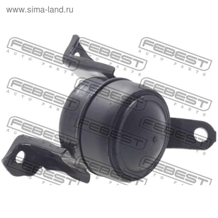 Подушка двигателя правая (гидравлическая) febest tm-063