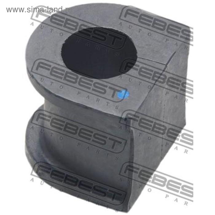 Втулка переднего стабилизатора d20 febest mzsb-epf01