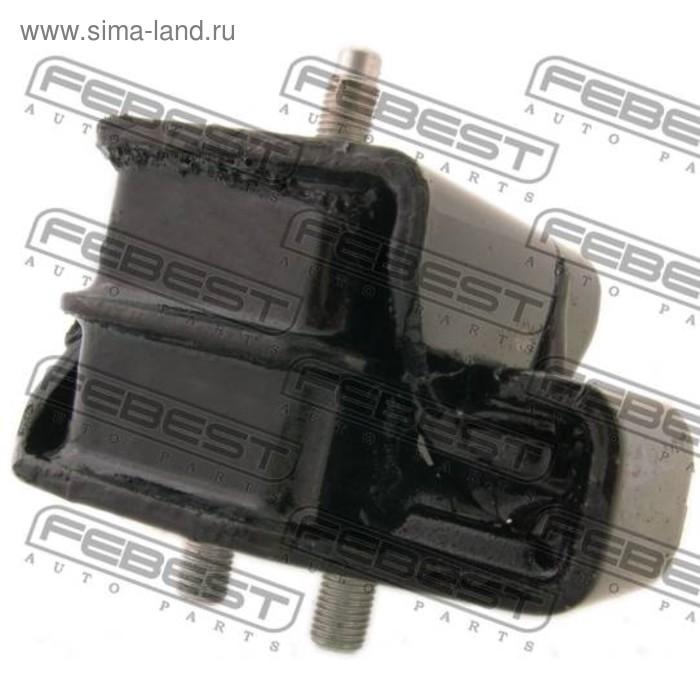 Подушка двигателя передняя febest sbm-009