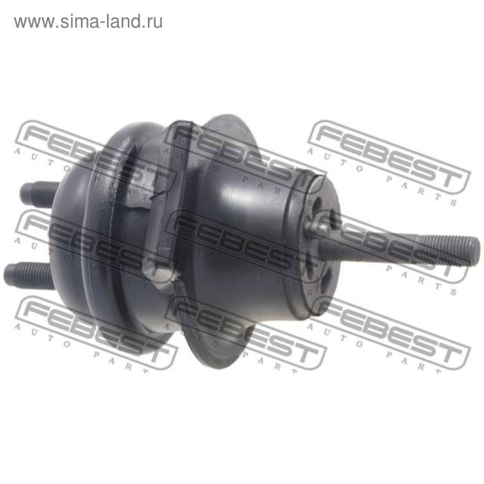 Подушка двигателя передняя (гидравлическая) febest tm-jce10fr