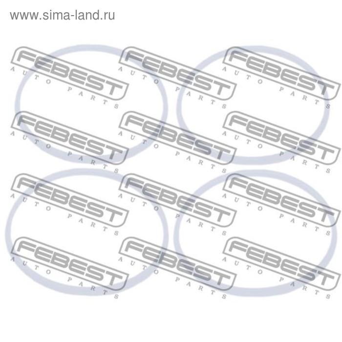 Ремкомплект рулевой рейки febest set-003