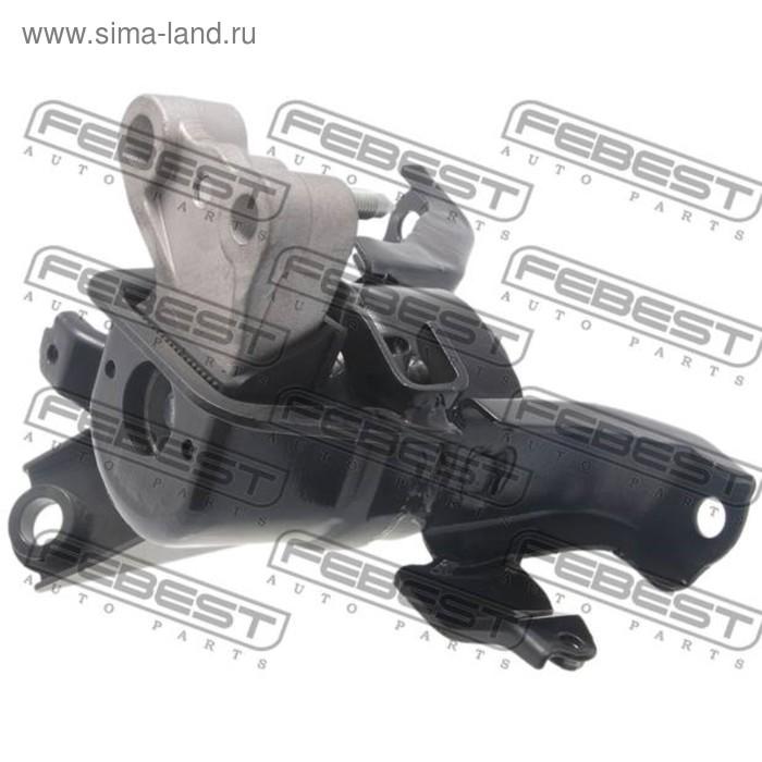 Подушка двигателя правая (гидравлическая) febest tm-zze150rh