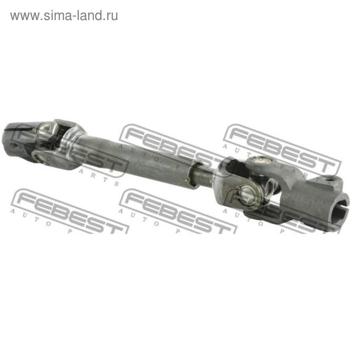 Вал карданный рулевой нижний febest asn-c11