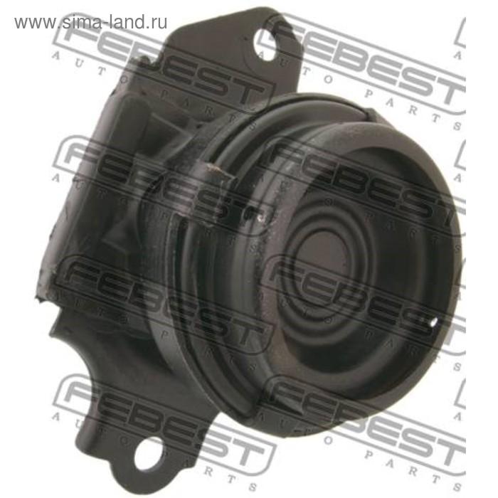 Подушка двигателя правая (гидравлическая) febest hm-005