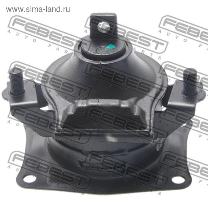 Подушка двигателя задняя (гидравлическая) at febest hm-clatrr