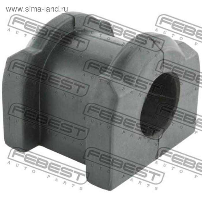 Втулка переднего стабилизатора d22 febest msb-cw8f