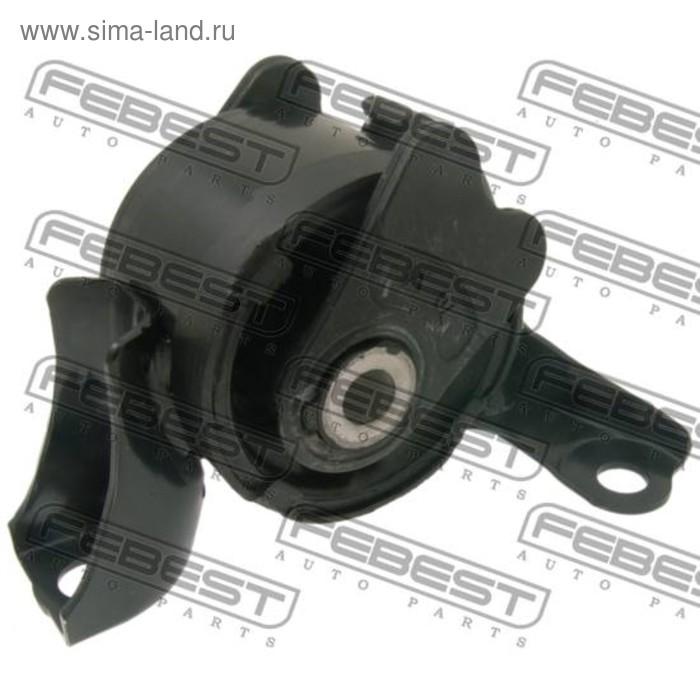 Подушка двигателя левая (гидравлическая) febest hm-rflh