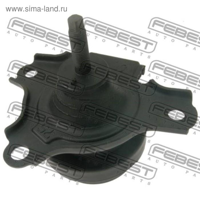 Подушка двигателя правая (гидравлическая) febest hm-rfrh