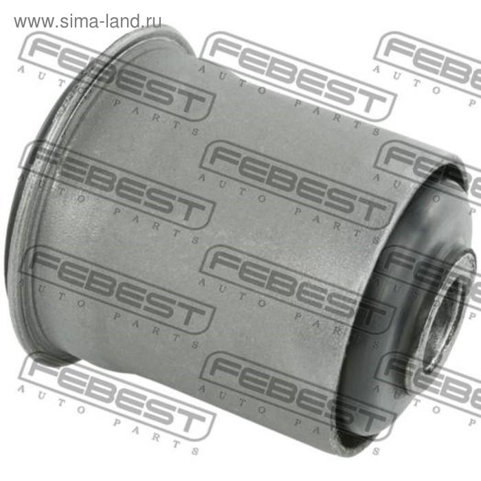 Сайлентблок задней нижней продольной тяги febest cdab-022