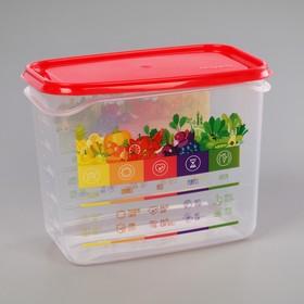 1 L container Vitaline rose