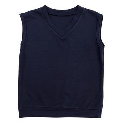 Жилет для мальчика , рост 122 см, цвет синий ТД 0012.1