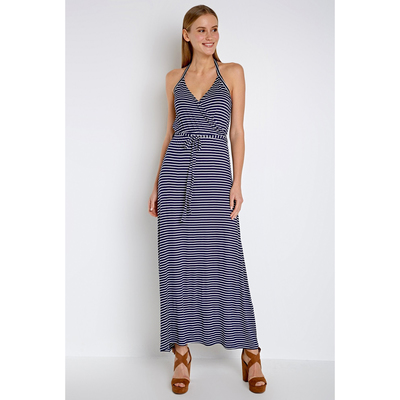 Платье пляжное женское Tumasera цвет синий, р-р 42 (XS)