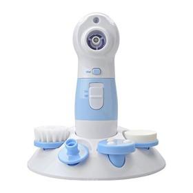 Прибор для вакуумной чистки лица Gezatone Super Wet Cleaner PRO, 4 в 1, от батареек 2хАА Ош