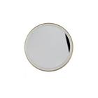 Зеркало с подсветкой Gezatone LM100, увеличение 10Х, d=10 см, цвет: золотой