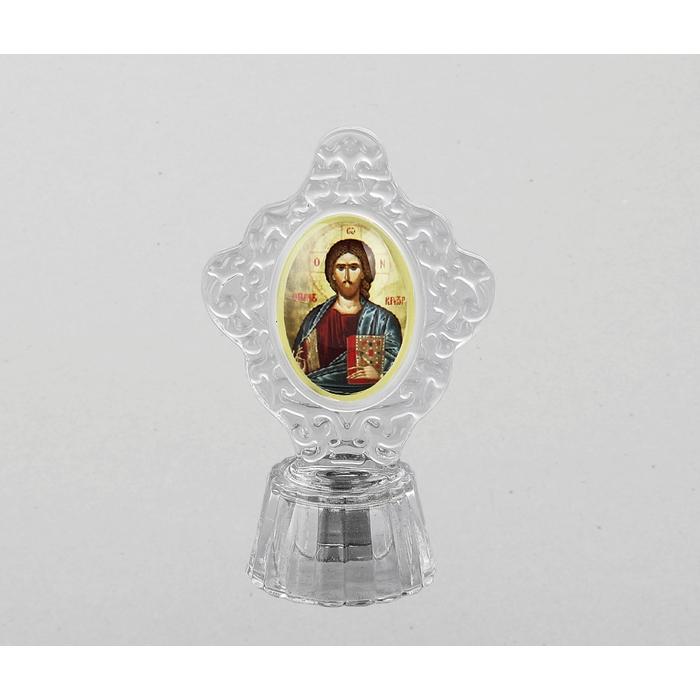 """Икона """"Иисуса Христа"""" со светодиодом"""