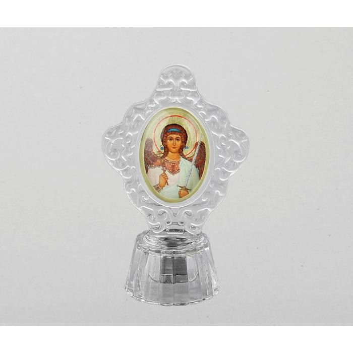 """Икона """"Ангел Хранитель"""" со светодиодом"""