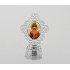 """Icon """"the Holy Tsar - Martyr Nicholas"""" with led"""