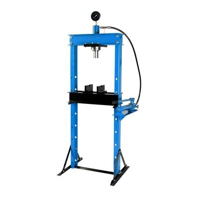 Пресс гидравлический KingTul profi KT-0500-3, 20т, с манометром и выносным насосом, 1150мм