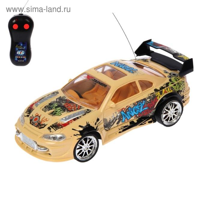 """Машина радиоуправляемая """"Гонка"""", 2 функции"""