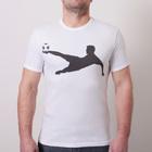 Футболка мужская OXO-0058-028 цвет белый, р-р 56 (XXL)