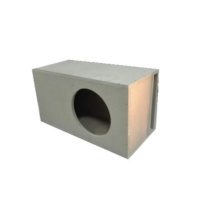 Короб для сабвуфера, 12 ФИ, МДФ