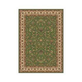 Прямоугольный ковёр Buhara 5471, 80 х 140 см, цвет green
