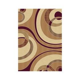 Прямоугольный ковёр Buhara d151, 60 х 100 см, цвет beige
