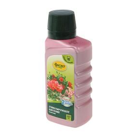 """Удобрение минеральное Фаско """"Цветочное счастье"""" Стимулирующее цветение, 285 мл"""