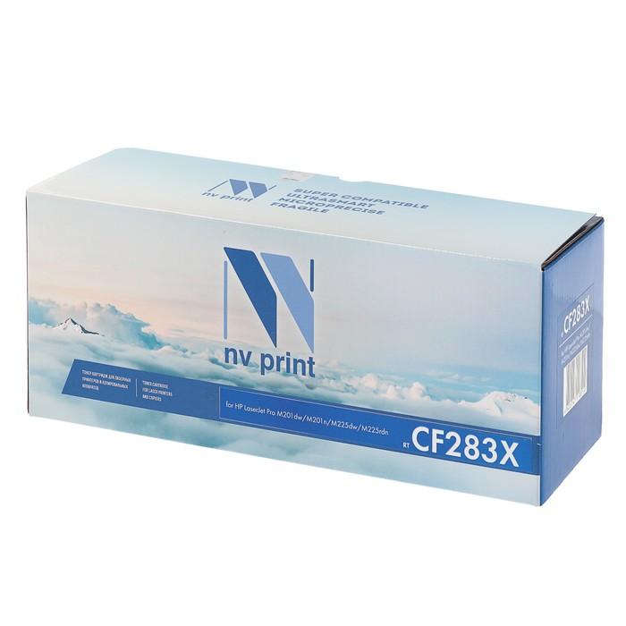 Картридж NV PRINT CF283X для HP LaserJet Pro M201dw/M201n/M225dw/M225rdn (2500k)