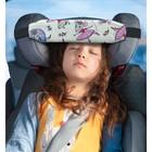Фиксатор головы ребёнка в автокресле «Клювонос. Мышки-балерины»
