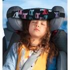 Фиксатор головы ребёнка в автокресле «Клювонос. Ночные кошки»