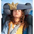 Фиксатор головы ребёнка в автокресле «Клювонос. Принцесса», цвет золотой