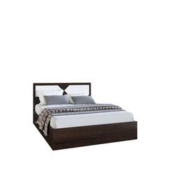Кровать Николь, 1400х2000, Венге/Лиственница светлая