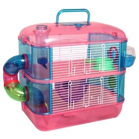 Клетка Triol  N 31002A 40 х 26 х 40 см, для грызунов