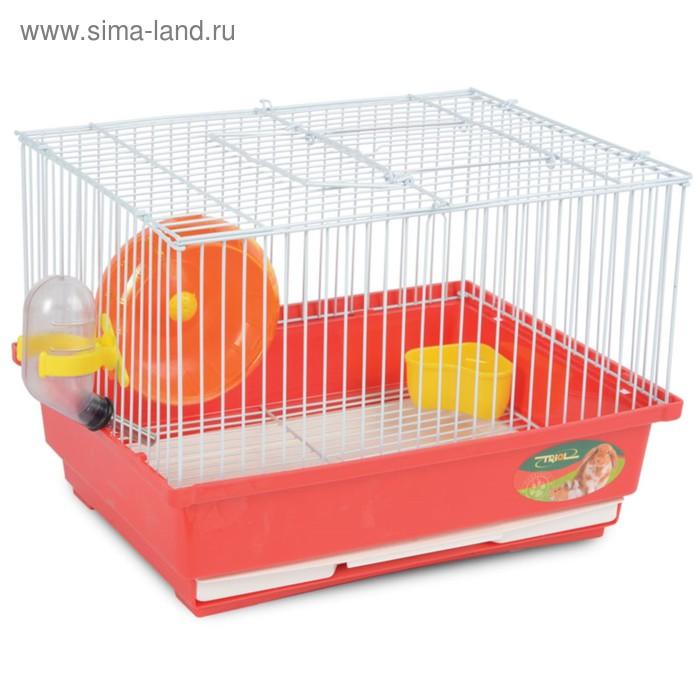 Клетка Triol  N YD-114 для грызунов, 30*23*21 см