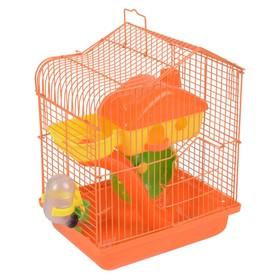 Клетка Triol  N YD-256 для грызунов, 22.5*17*29 см
