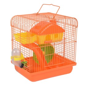 Клетка Triol  N YD-257 для грызунов, 22.5*17*25 см