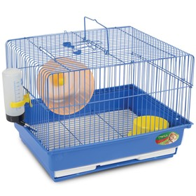 Клетка Triol  N YD-415 для грызунов, 34 х 28 х 25 см