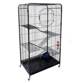 Клетка Triol  N С4-1 для грызунов, 79*52.5*140 см