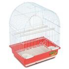 Клетка Triol  N 1000G для птиц, золото, 30*23*39 см