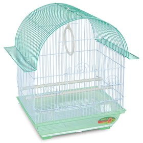 Клетка Triol  N 1600 для птиц, 34.5*26*44 см
